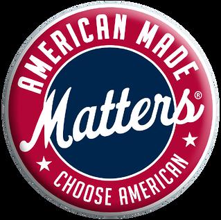 american made matter logo