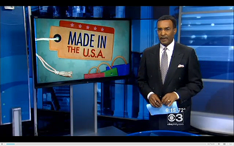 Channel 3 News Coverage of Made In America Act
