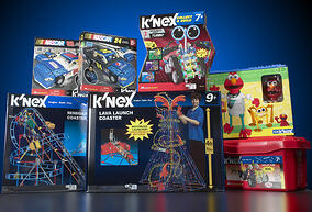 Box sets of KNEX
