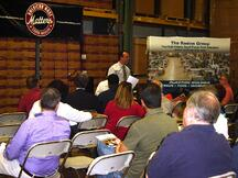 Michael Araten at Rodon Group's Manufacturing Day