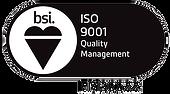BSIAssuranceMarkISO9001