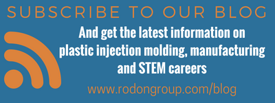 Plastic Injection Molding 101 - Injection Molding Terms | The Rodon