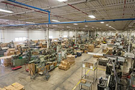The Rodon Group factory