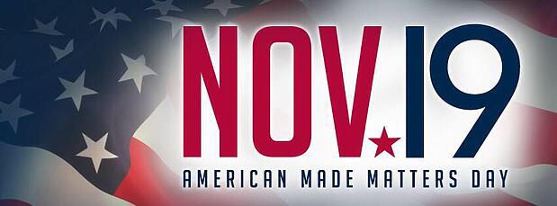American Made Matters day November 19