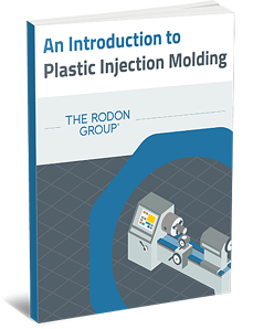 An Intro To Plastic Injection Molding 3D eBook Cover
