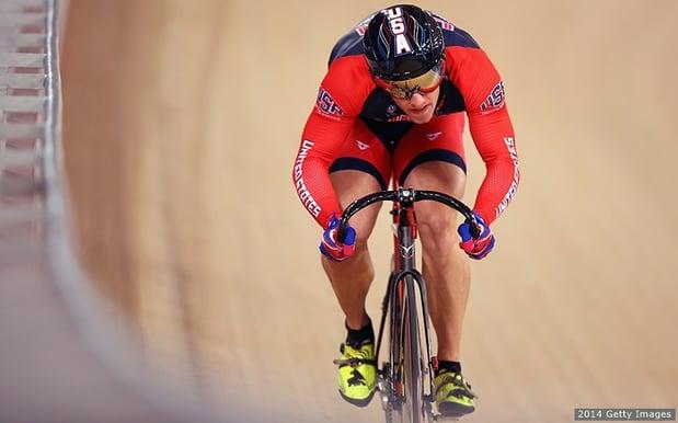 Matt Baranoski- Olympic track cyclist