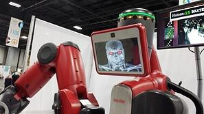 Picture of Baxter robot from Rethink