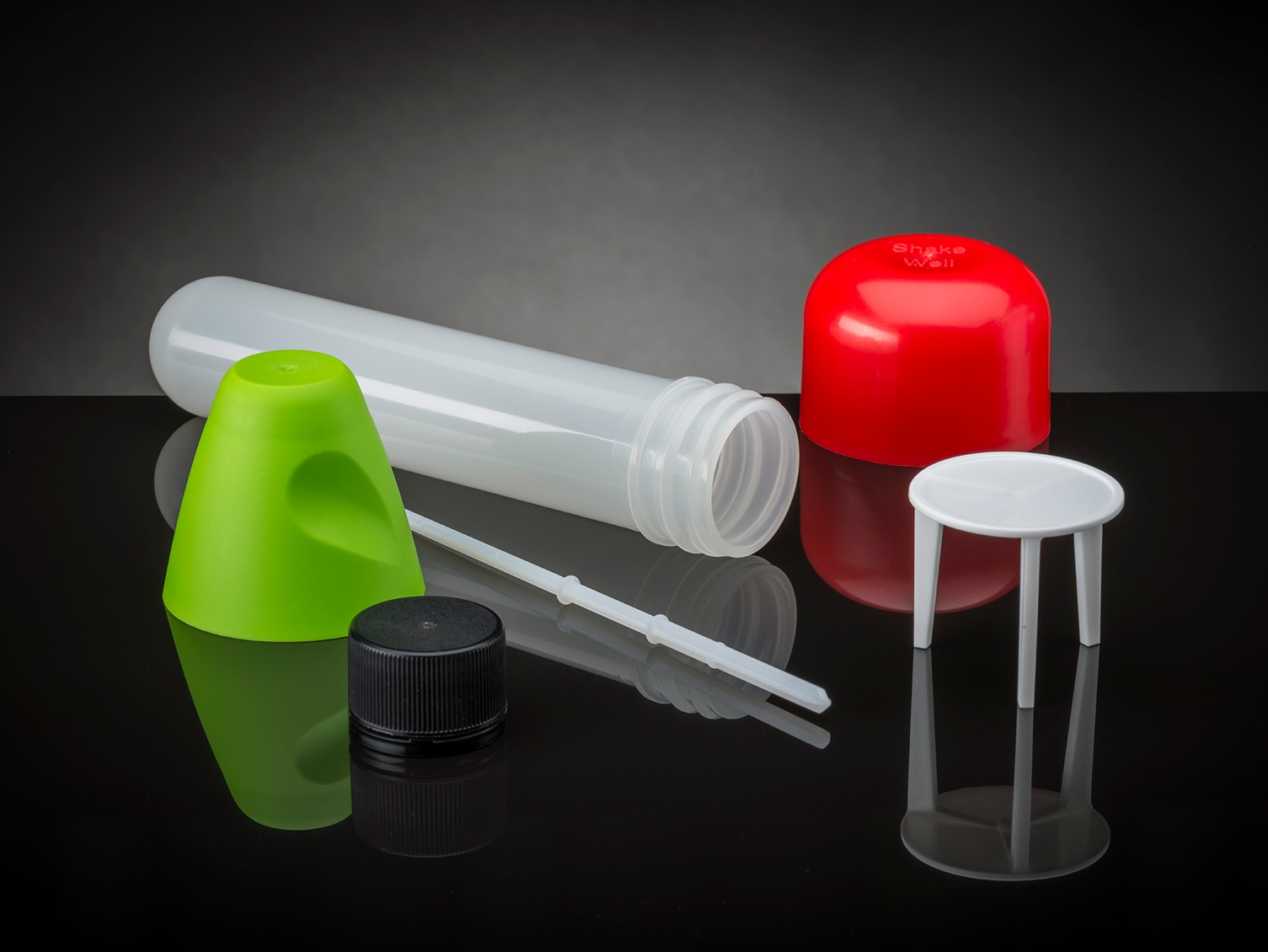 Food and beverage components