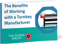 benefits of working with a turnkey manufacturing guide 3D cover