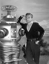 Pulbicity photo from Lost in Space
