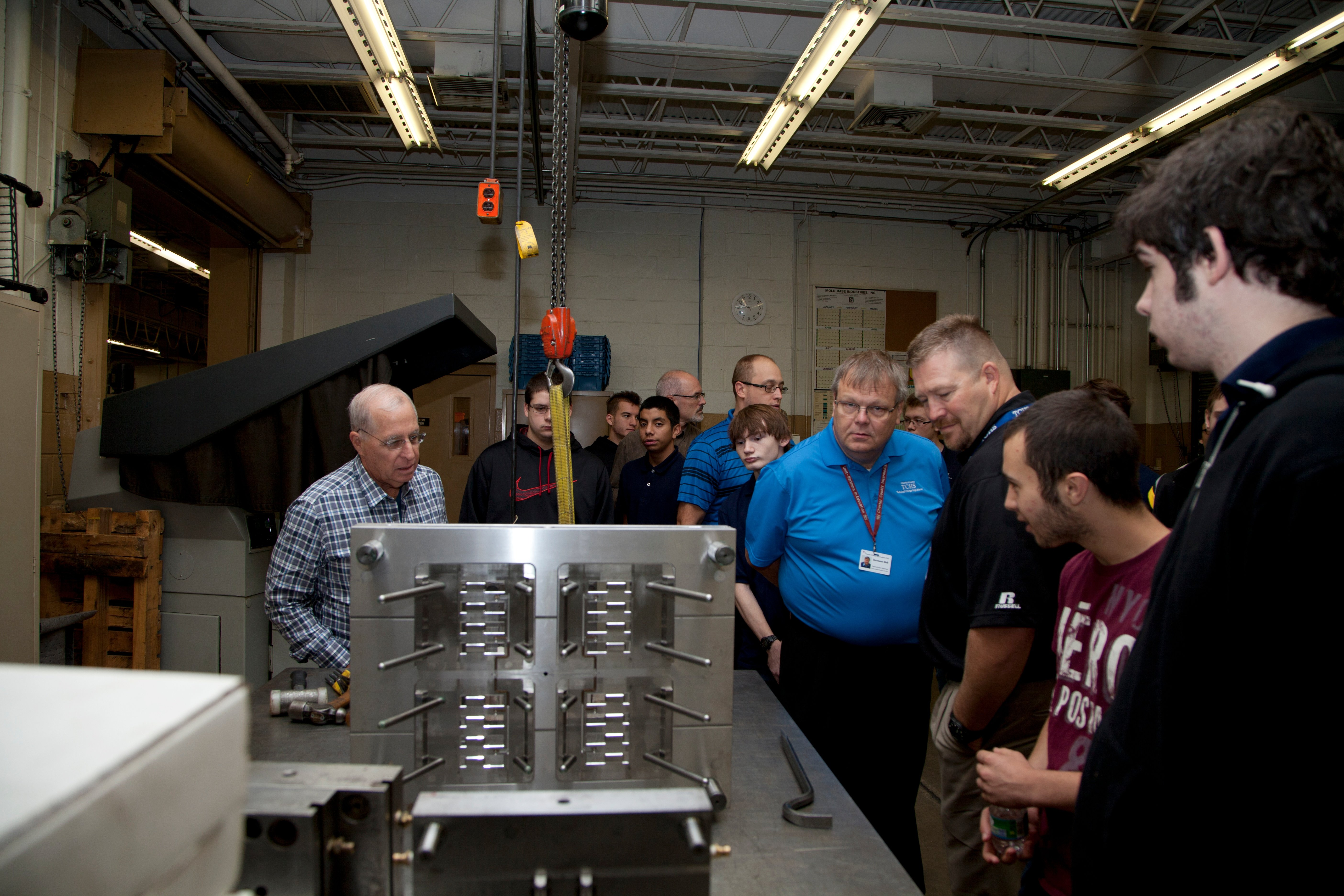 Manufacturing Day at The Rodon Group