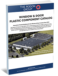 Rodon Window Parts Catalog 3D Cover