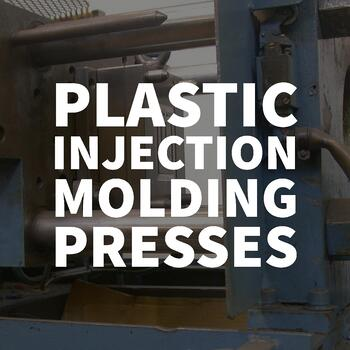 plastic injection molding presses