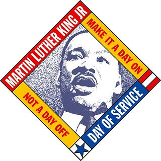 Martin Luther King JR - Make it a day on not a day off