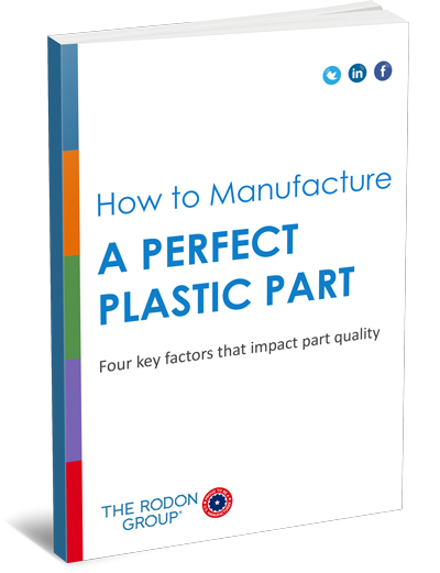 How to manufacture a perfect plastic part ebook