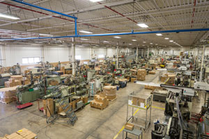 Injection Molding Facility