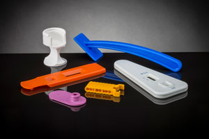 Polystyrene Diagnostic Kit for the Medical Industry