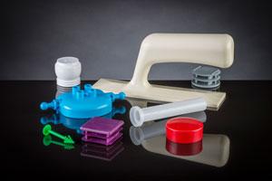 Custom, High-Volume Plastic Injection Molding