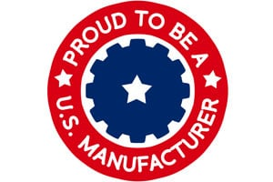Proud to be a US MFG logo