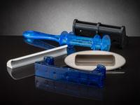 plastic handles/knobs