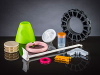 custom injection molded parts