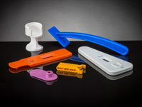 medical/pharma plastic parts