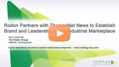 Rodon Partners With ThomasNet