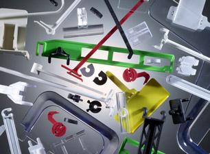 plastic small parts
